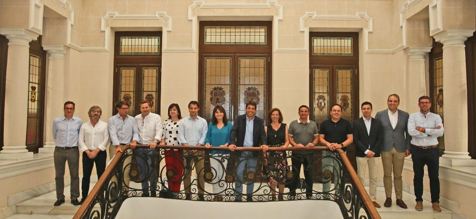 La alcaldesa de Albatera se convierte en Vicepresidenta de la Diputación 6