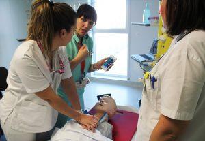 El Hospital de Torrevieja inaugura una unidad de entornos simulados 7