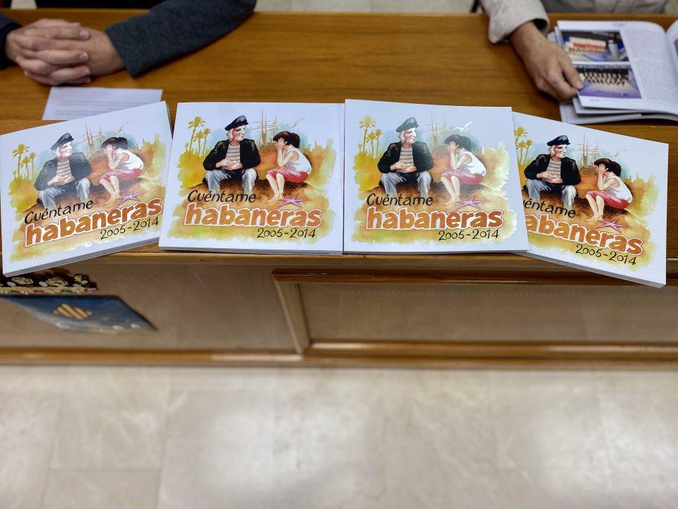 """Presentan el libro """"Cuéntame Habaneras 2005-2014"""" con motivo del 60ª aniversario del Certamen 6"""