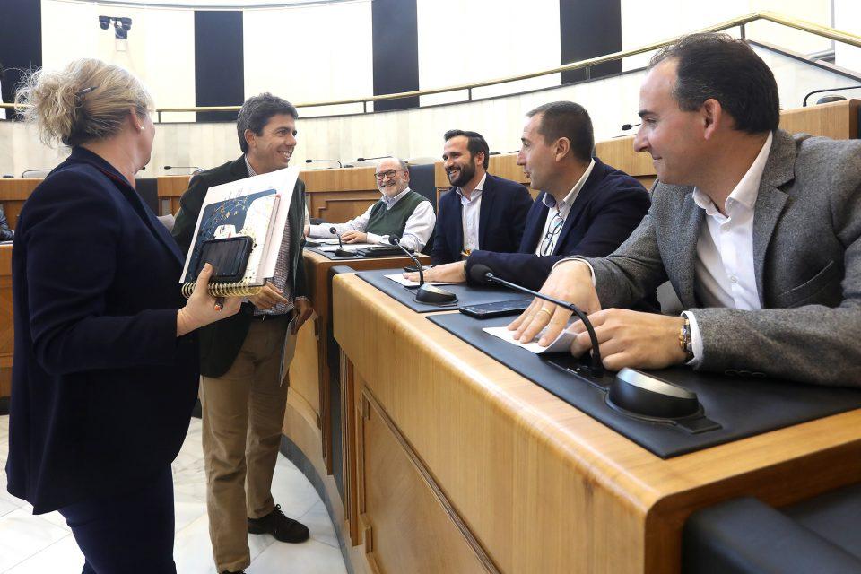 Carlos Mazón se reúne con los alcaldes afectados por el recorte del Tajo-Segura 6