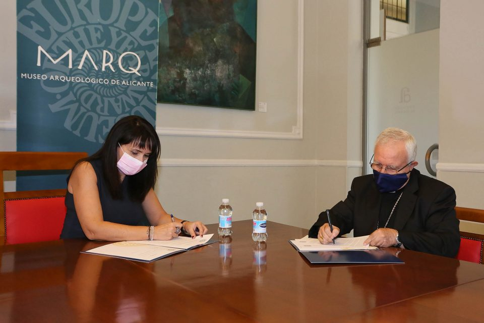 El Museo de Arte Sacro de Orihuela contará con un nuevo espacio dedicado al paleocristianismo 6