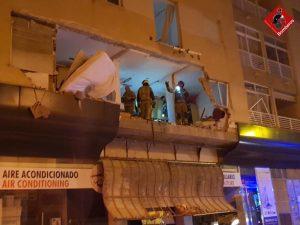 Los Bomberos de Torrevieja sospechan que la explosión de gas haya podido ser provocada 8