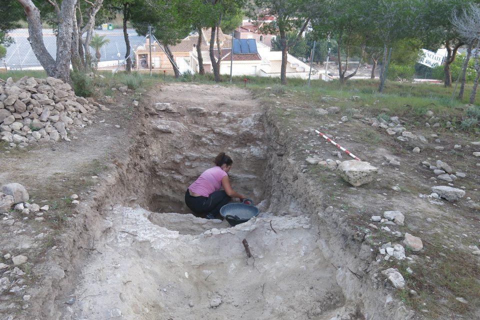 Las excavaciones del MARQ concluyen con importantes descubrimientos en Callosa y Rojales 6