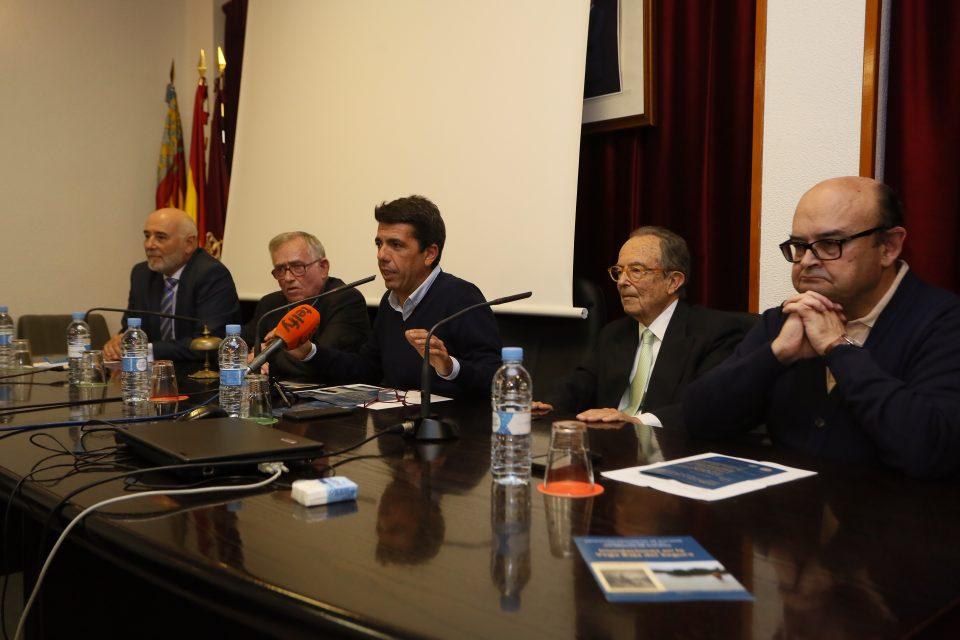 Gil Olcina analiza la riada de la Vega Baja en una jornada organizada por la UA 6