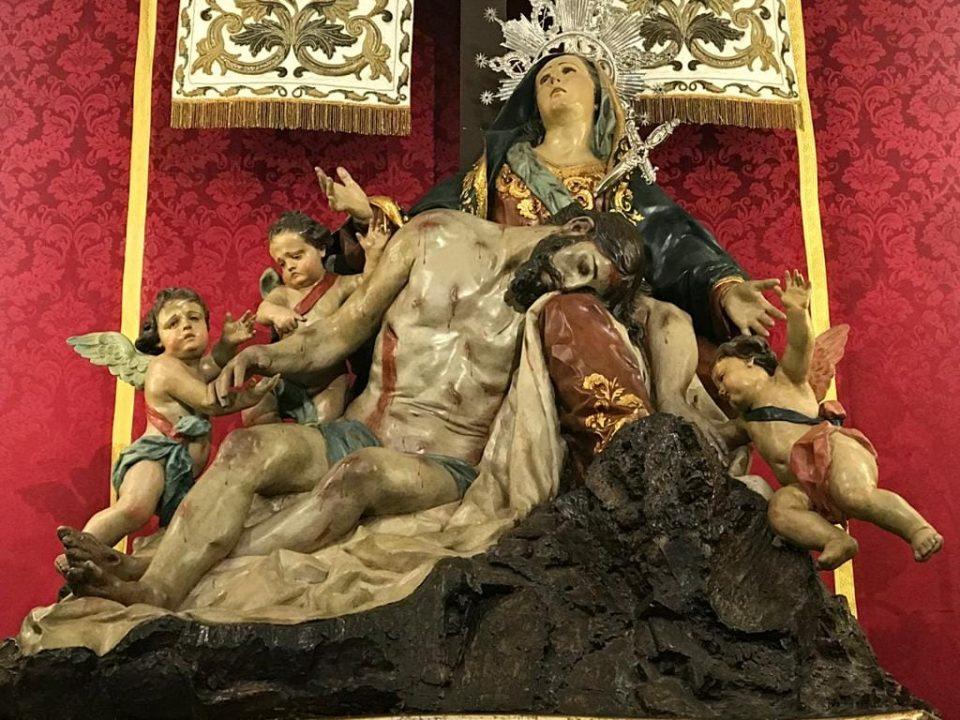 Tres años sin que la Virgen de los Dolores salga en procesión por las calles del municipio 6
