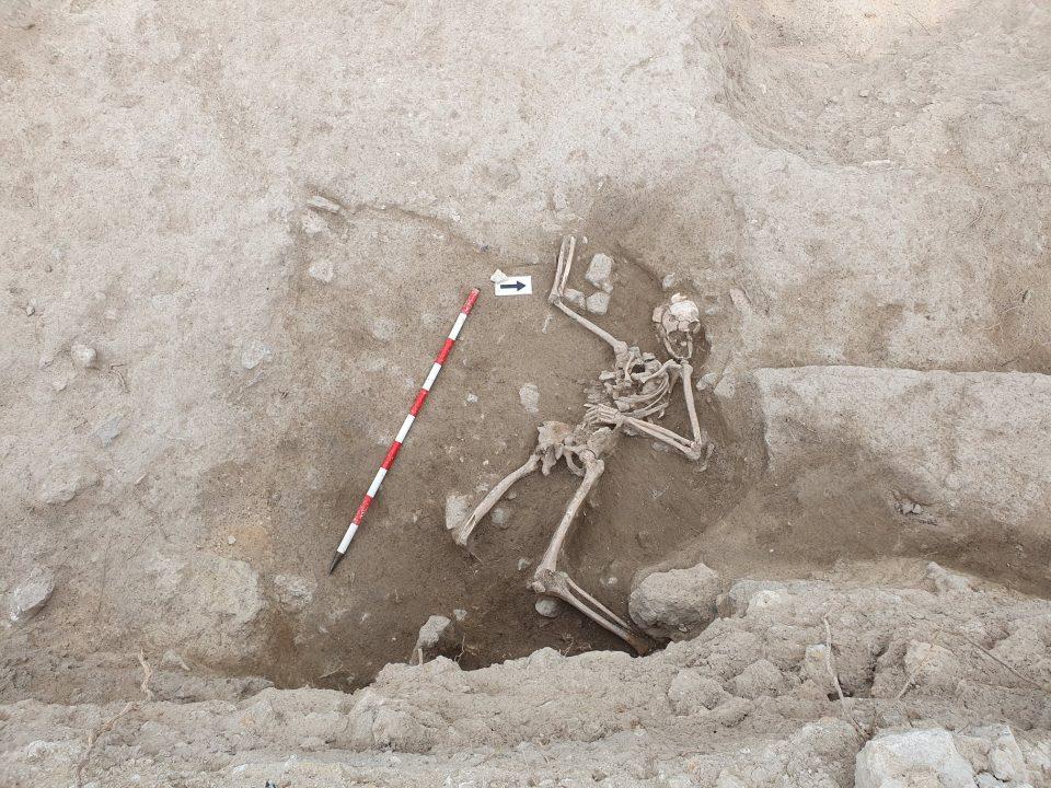El estudio de los restos óseos del Castillo de Guardamar demuestra heridas de arma blanca 6