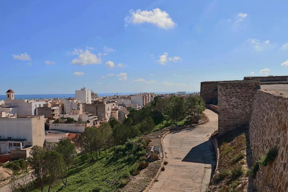 Jornadas de puertas abiertas en el Castell de Guardamar 6