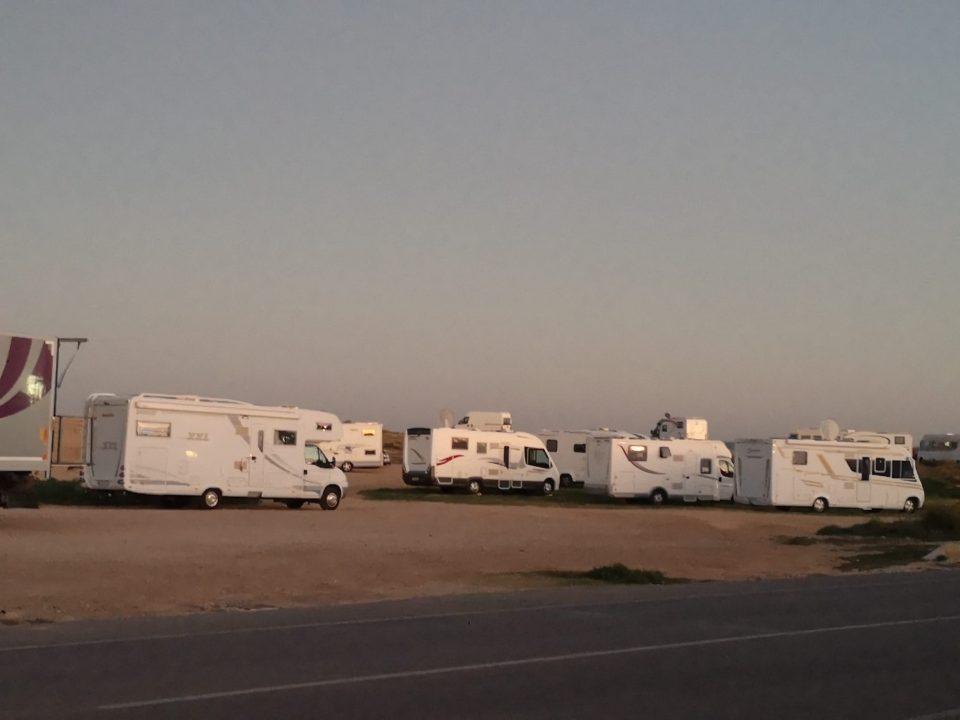 Sueña Torrevieja propone habilitar un aparcamiento para autocaravanas 6