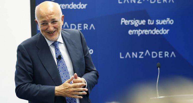 Juan Roig visitó Orihuela el pasado viernes 6