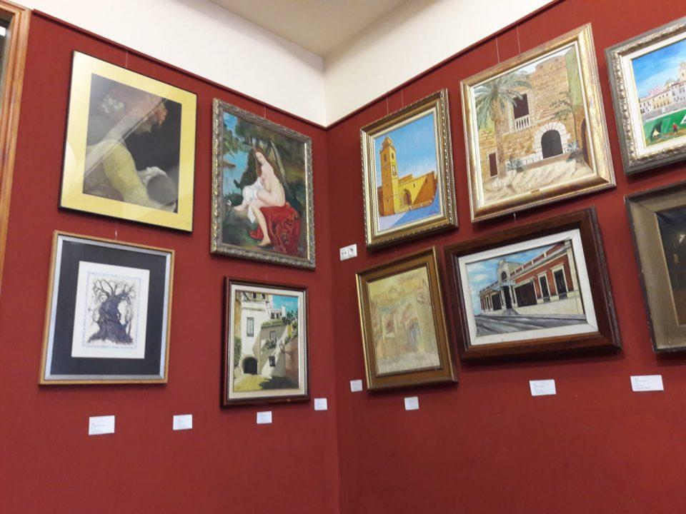 El Casino de Orihuela subasta 45 cuadros de su fondo artístico 6