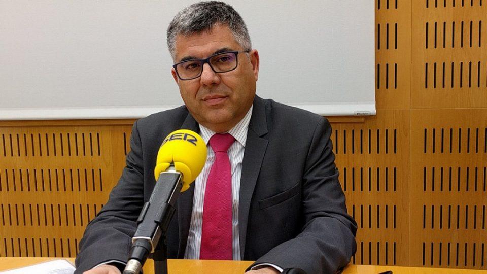 Juan Carlos Fulgencio, Delegado del Gobierno