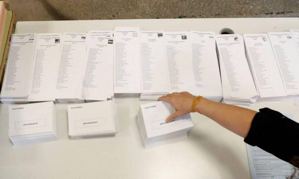 Todos los datos de las elecciones generales del 10N en la Comunidad Valenciana 6