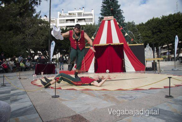 La fiesta del Circo llega a Orihuela 53