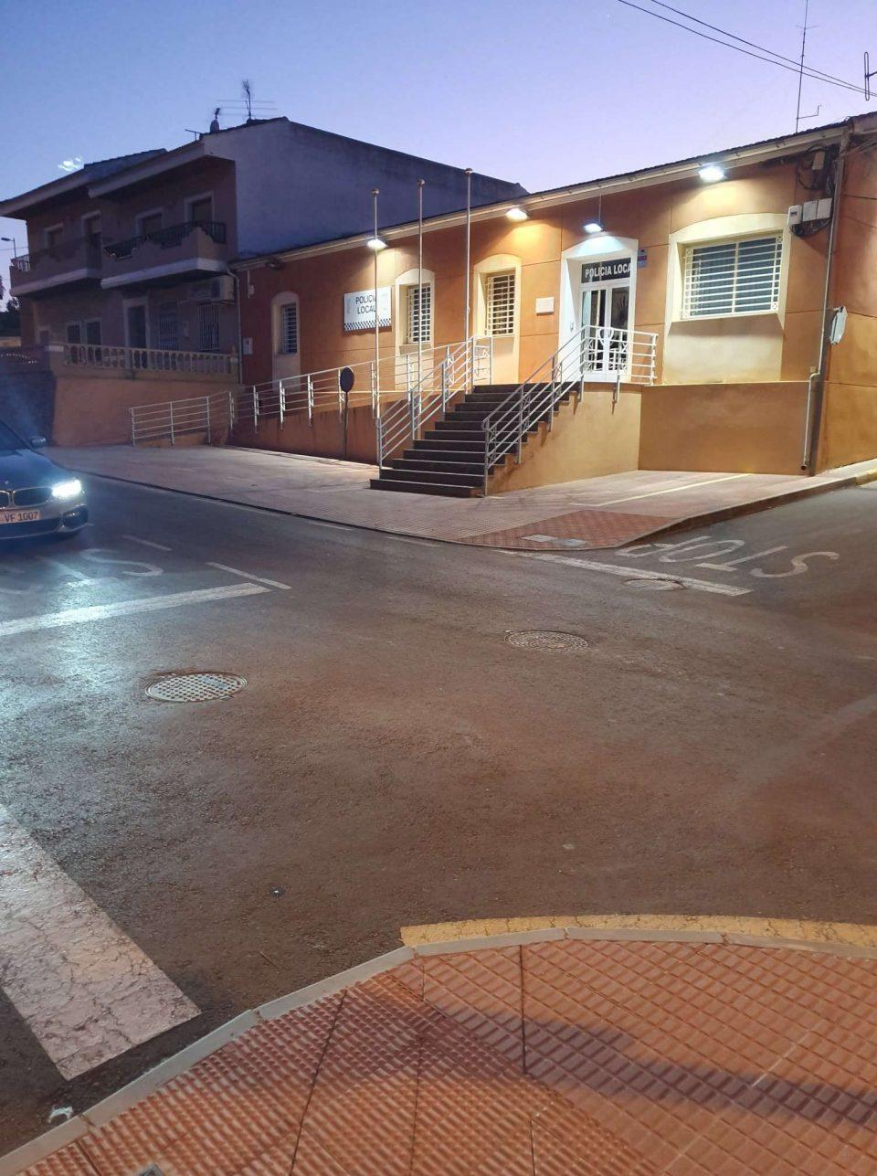 Cs de San Miguel de Salinas denuncia la falta de policías 6