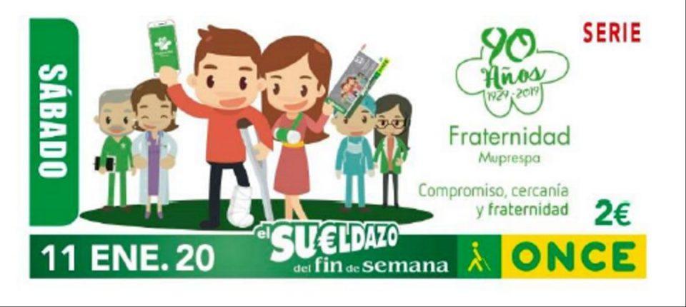 La ONCE reparte 160.000 euros en Torrevieja 6