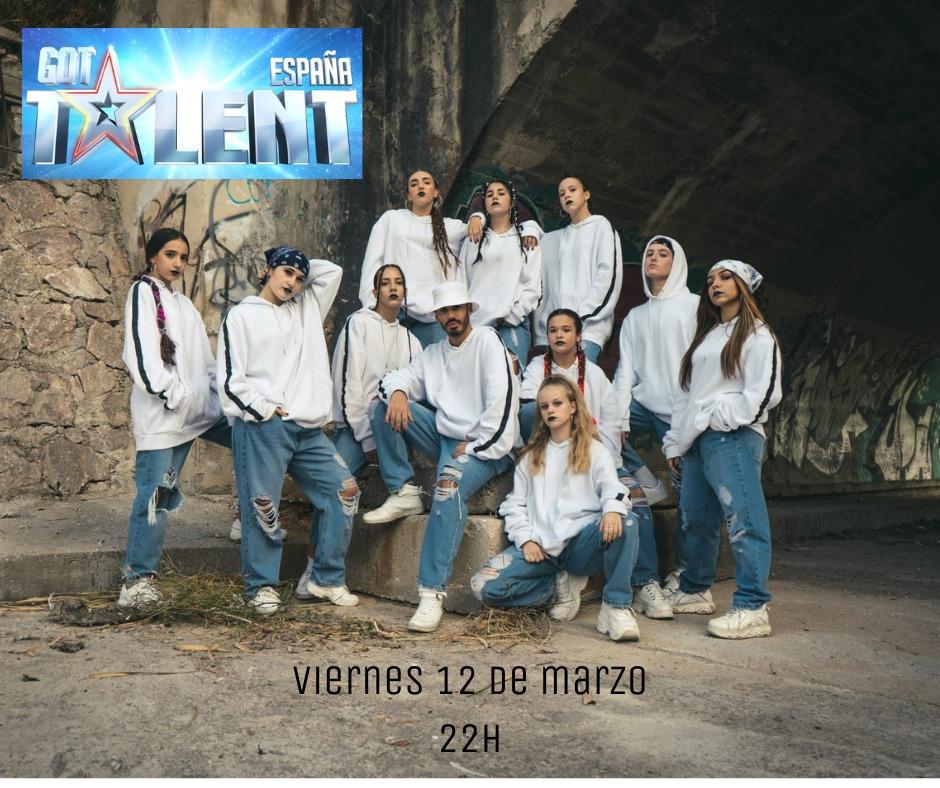 Un grupo de baile de Torrevieja actúa este viernes en Got Talent España 6