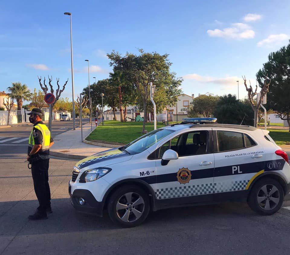 Detenido un hombre en Pilar de la Horadada por presunto delito de violencia de género 6