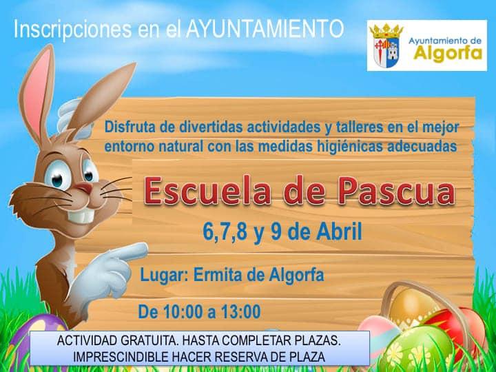 El Ayuntamiento de Algorfa organiza una Semana Santa para los más pequeños 6