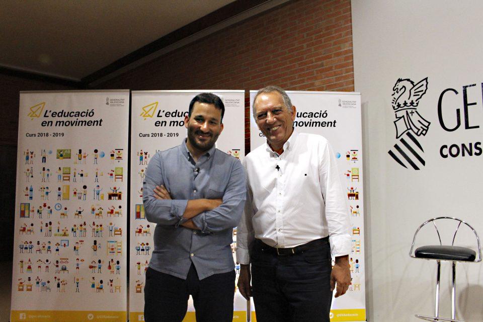 Miguel Soler se reúne con AMPAS y alcaldías en Rafal sobre el plurilingüismo 6