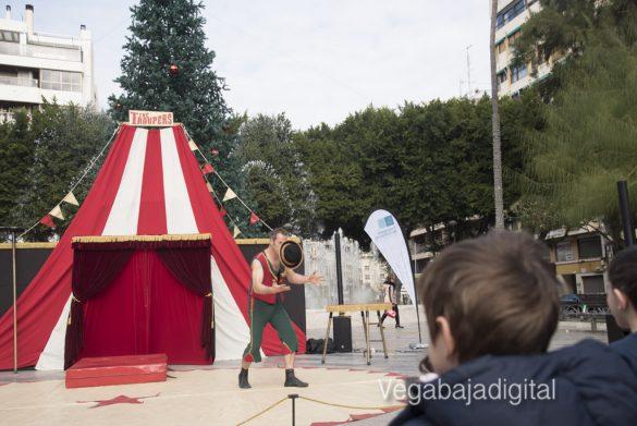 La fiesta del Circo llega a Orihuela 19