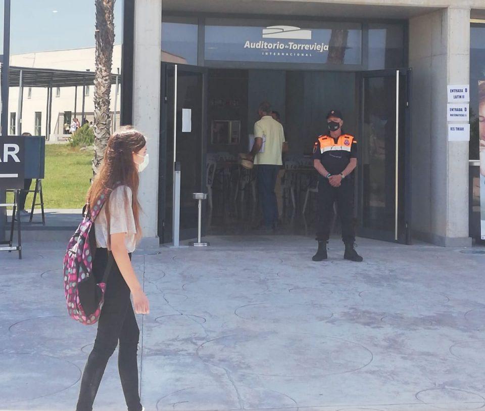El alumnado de Bachillerato y FP recibirá la vacuna la última semana de agosto 6