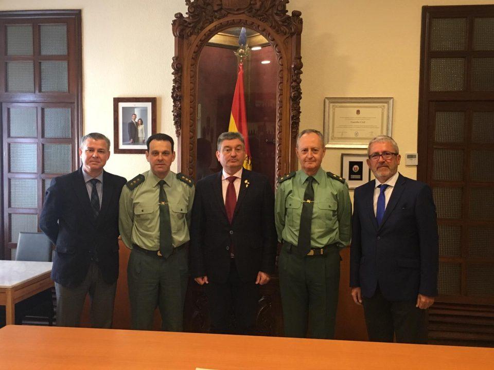 La Guardia Civil agradece a El Lavatorio su nombramiento honorífico 6