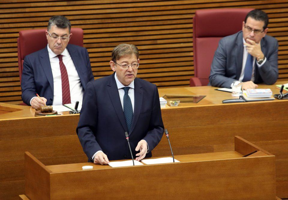 Ximo Puig anuncia medidas inmediatas de refuerzo a la sanidad y un plan de choque 6
