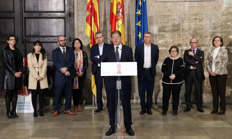 La Comunitat Valenciana echa el cierre ante el coronavirus 6