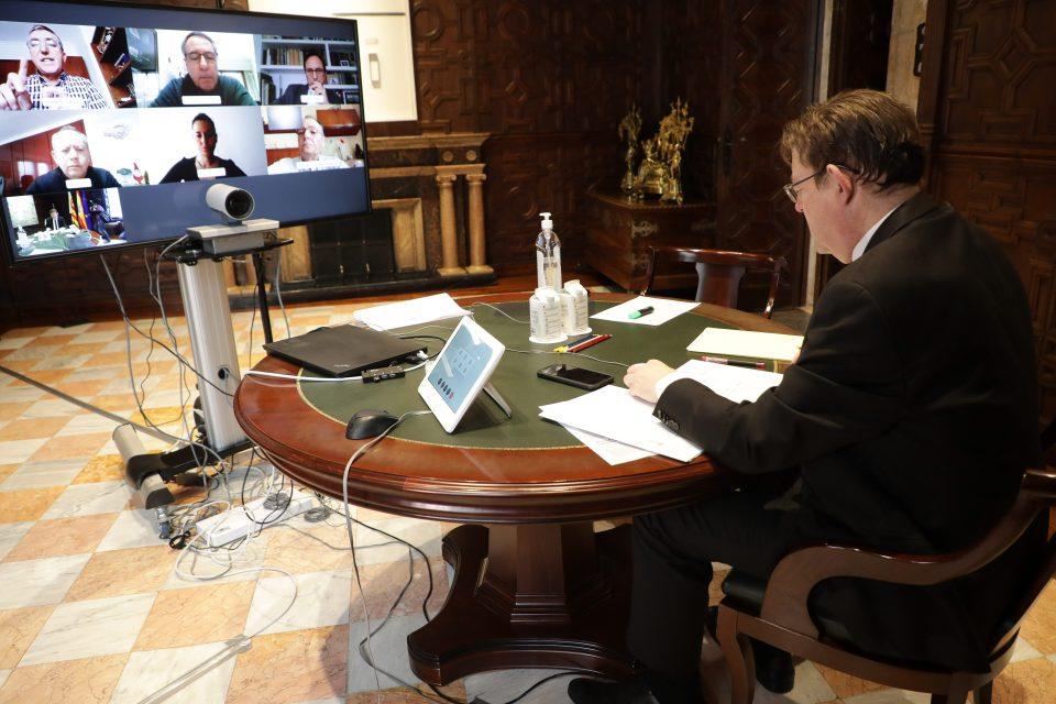 El Consell se reunirá Viernes Santo para aprobar las ayudas a los afectados por los ERTEs 6