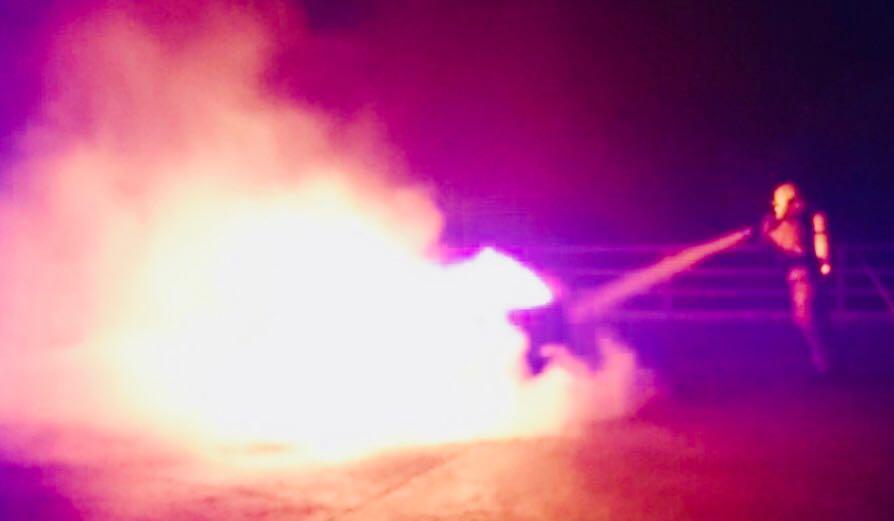 Tres heridos en un accidente entre tres vehículos en La Campaneta 6