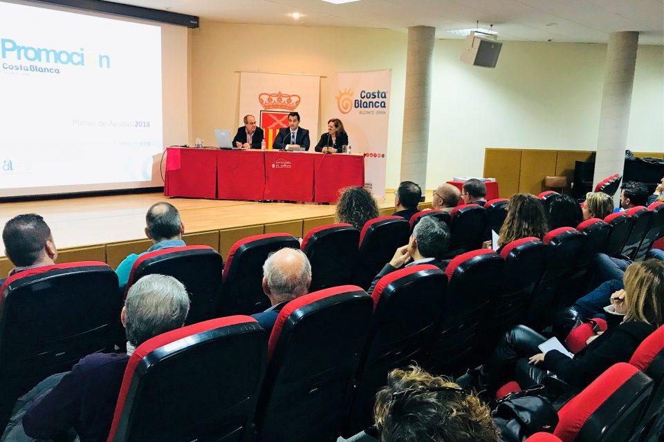 Costa Blanca lanza un plan de ayudas para la promoción turística 6
