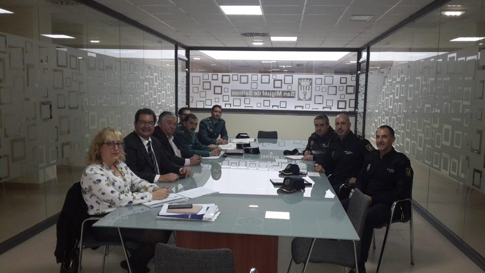 San Miguel de Salinas pone en marcha su Junta Local de Seguridad Ciudadana 6