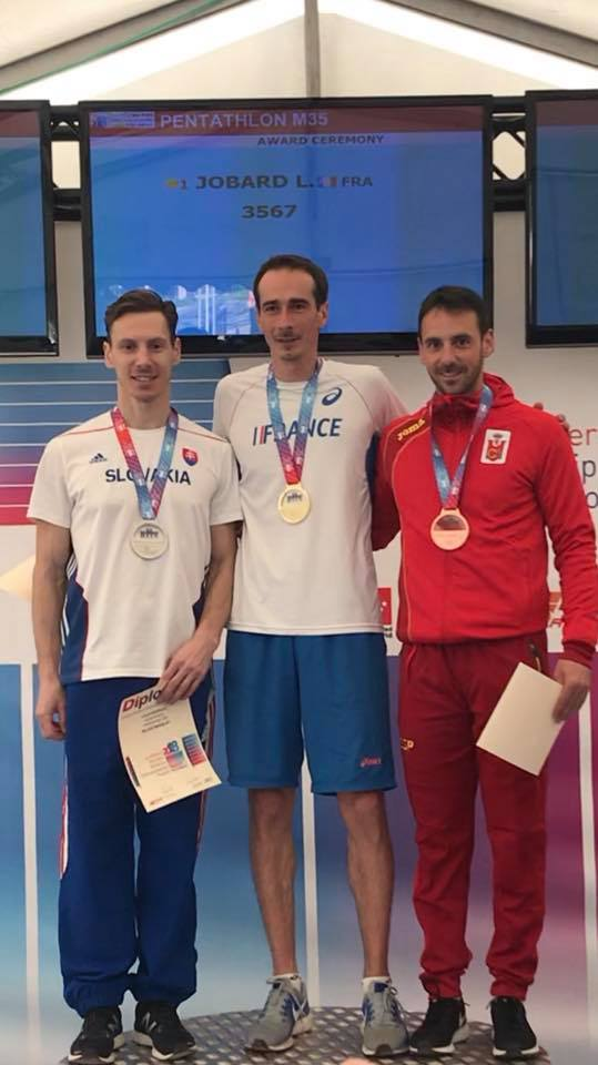Jorge Sánchez Simón logra el bronce Europeo de Pentatlon 6