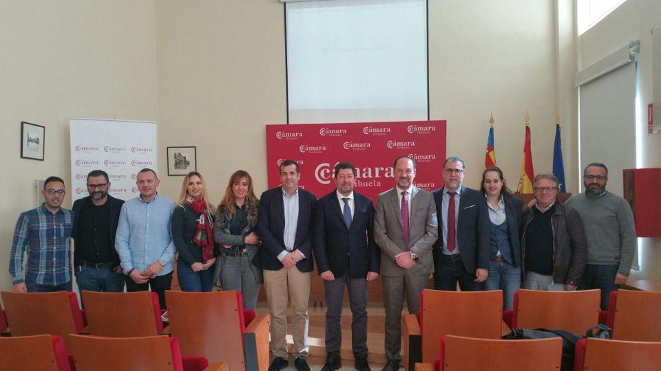 """La web de Cámara Orihuela se moderniza para ser más """"sencilla e intuitiva"""" 6"""