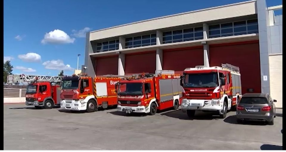 El parque de Torrevieja eleva a ocho el número mínimo de bomberos 6