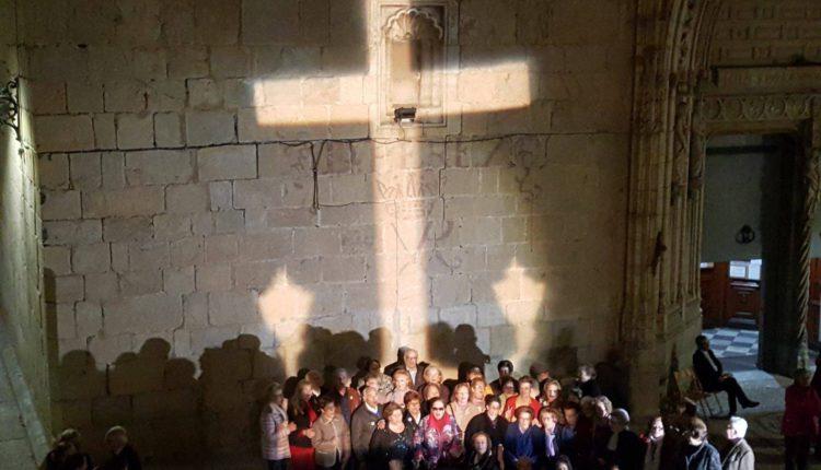 Una vecina tendrá que pagar 100 euros por cada noche que proyecte la Cruz de los Caídos 6