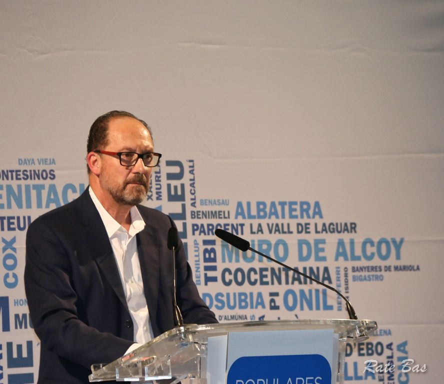 Bascuñana no se pronuncia y espera a que el PP haga oficial su candidatura 6