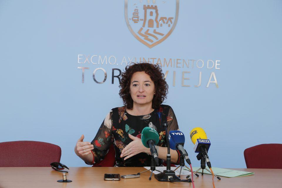 El PSOE de Torrevieja elige a Fanny Serrano portavoz del Grupo Municipal 6