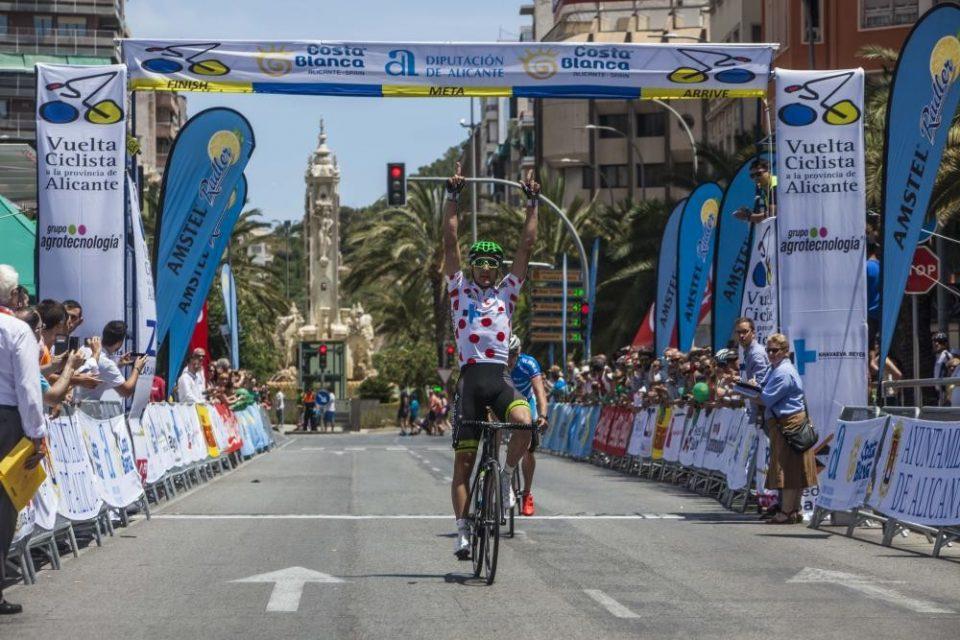 La Vuelta Ciclista a Alicante rodará del 18 al 20 de mayo 6