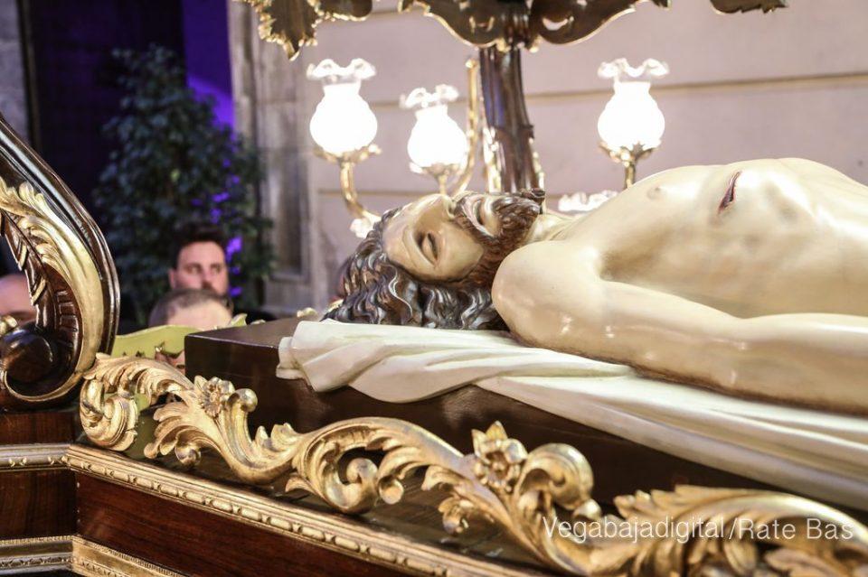 Traslado de las imágenes de la Procesión del Santo Entierro 6
