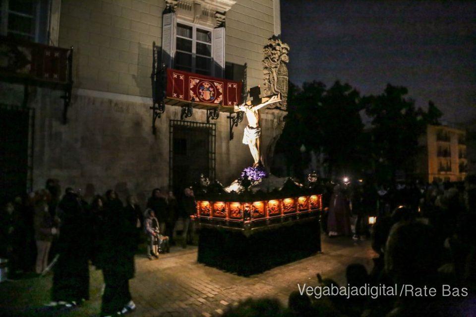 Jueves Santo en Orihuela; oscuridad, Pasión, luna llena y El Silencio 6