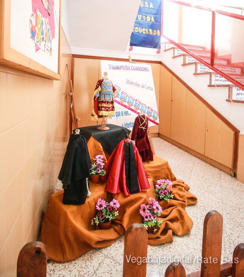 Exposición de Semana Santa del Colegio Jesús María de San Isidro 6
