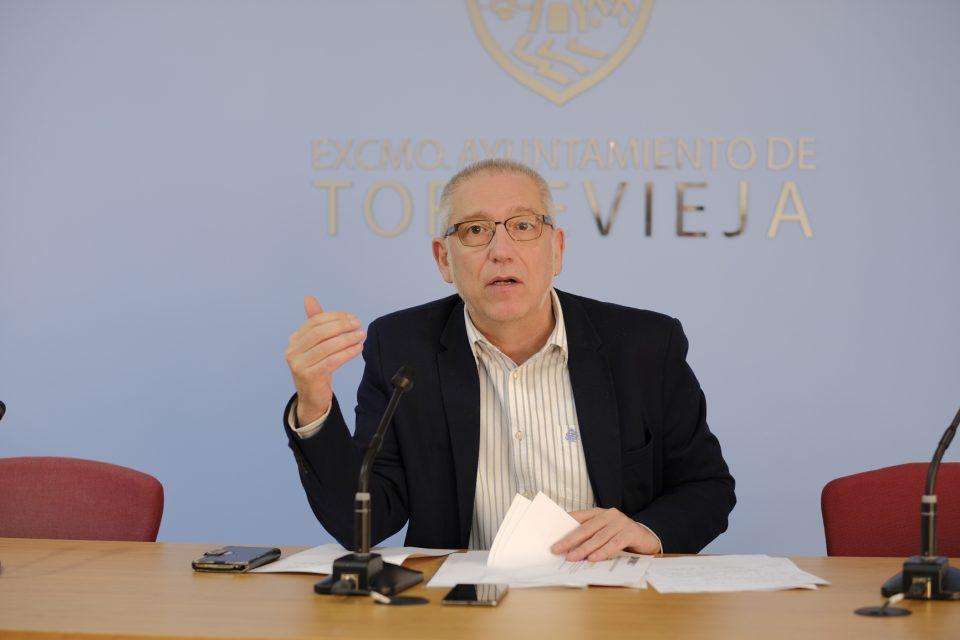 Torrevieja reduce a 18 días el periodo medio de pago a proveedores 6
