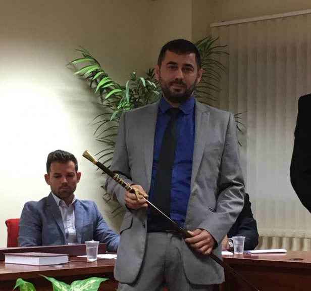 Manuel Gil Gómez, nuevo alcalde de San Isidro 6