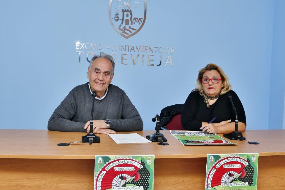 Torrevieja fija la fecha de su Feria de Sevillanas 6