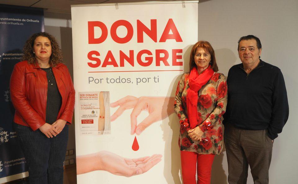 Dona sangre, salva vidas el próximo sábado en Orihuela 6