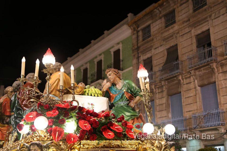 """Francisco y Jesús Rodríguez, nombrados Cofrade de Honor y Porta-Estandarte de la """"Santa Cena"""" 6"""