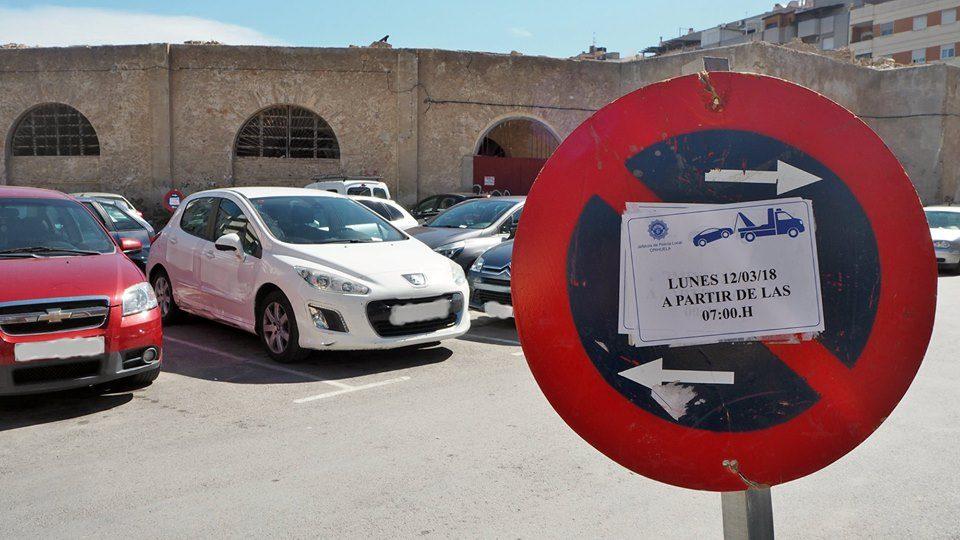 Prohibido el estacionamiento en la Plaza de Toros este lunes 6