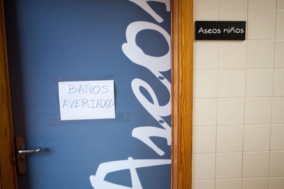 """Alarma en el colegio Los Dolses por la aparición de """"aguas sucias"""" 6"""