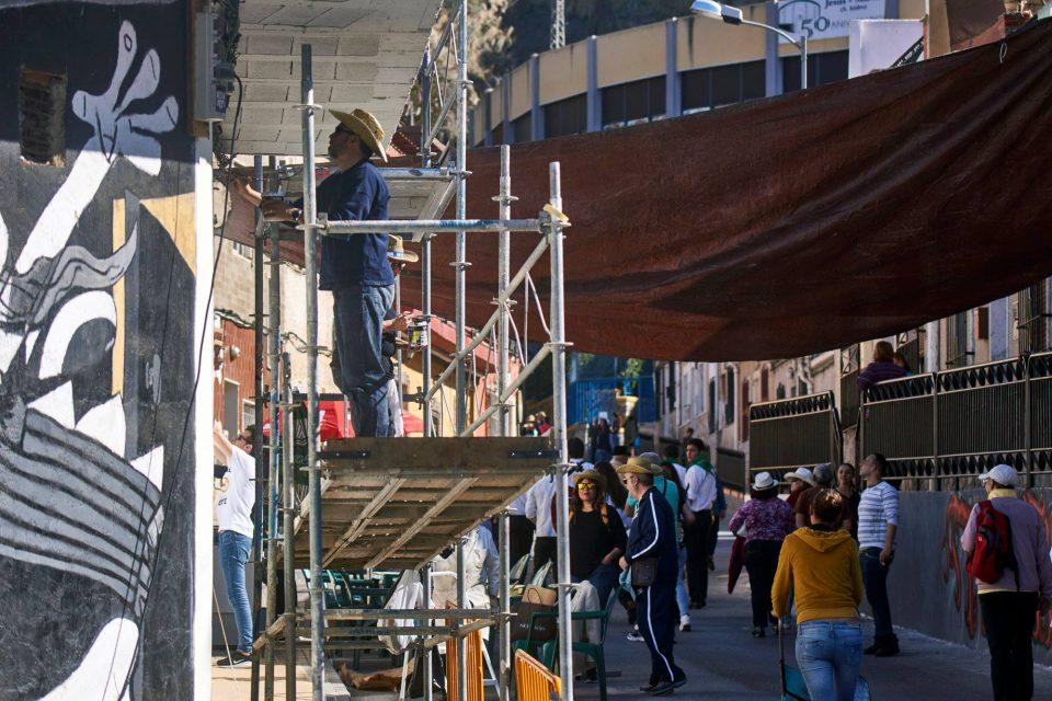Arranca un fin de semana cultural y lúdico en torno a Miguel Hernández 6